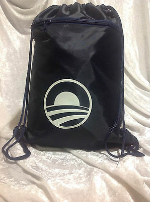 Barack Obama Democrat  Limited Edition Drawstring Tote Backpack