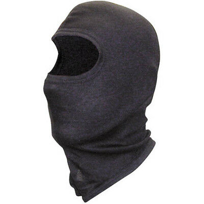 NEW DriRider Thermal Black Cold Weather Motorcycle Balaclava