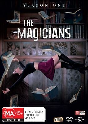 The Magicians : Season 1 (DVD, 2016, 3-Disc Set) (Region 4) Aussie Release