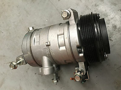 *as New* Ford Falcon Fg Mk2 Air Conditioning Compressor 4.0 6 Cylinder Air Con