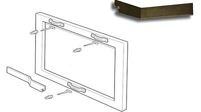 Picture Hanging T Screw Frame Security Locking Hanger Security Fixing KEY ONLY