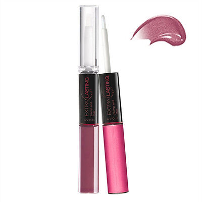 Avon ExtraLasting Plump and Stay Lip Colour - Plumful