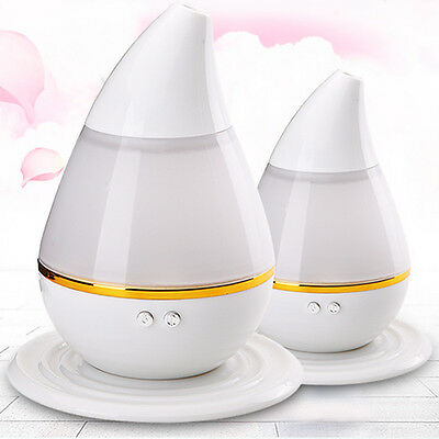 7 Color LED Ultrasonic Air Humidifier Oil Purifier Aroma Diffuser Aromatherapy