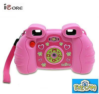 Toys Camera with Funny Games for Kids