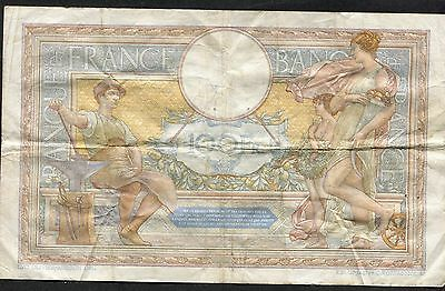 France 100 Francs Banknote Dated 28/11/1935
