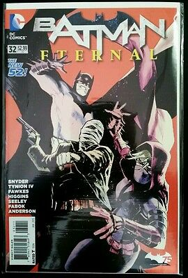BATMAN ETERNAL #32 1st Print (2014 The NEW 52 DC Comics) Comic Book NM NEAR MINT