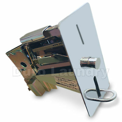 NEW Dexter Coin Drop Acceptor for Washers/Dryers - Part # - 9021-001-010
