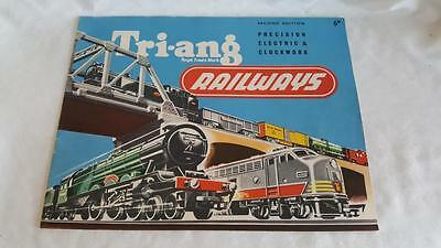 Triang Rovex 2Nd Edition No2 Catalogue Excellent Near Mint Condition Rare