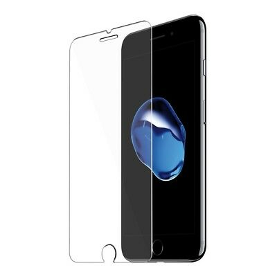 Lot x2 iPhone 7 Plus Tempered Glass 9H Hardness Glass Screen Protector TWO PACK