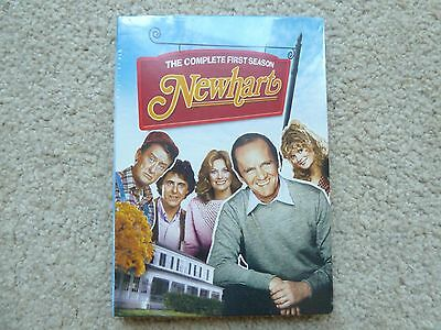 Newhart: The Complete First Season [3 Discs] Dvd Region 1 Brand New, Sealed