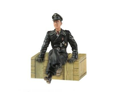 1:16 Scale Torro German Tank Commander Michael Wittmann Figure WWII RC Tank