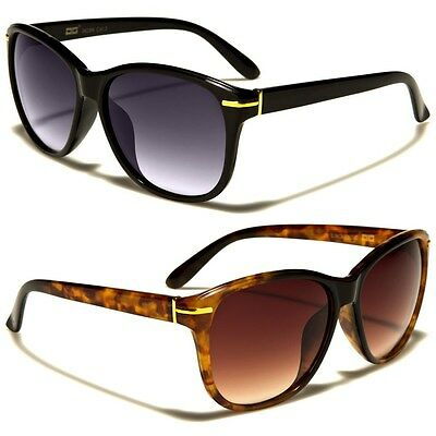 Classic Retro Vintage Oval Shades Women's Designer Sunglasses
