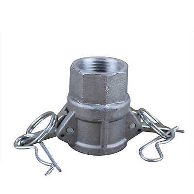Camlock Coupling Water to Female Thread 25mm Type D Cam Lock Coupling Water