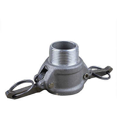 Camlock Coupling Water to Male Thread 32mm Type B Cam Lock Coupling Water