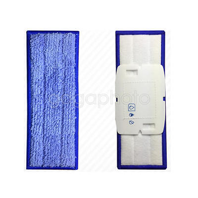 4 sets Replacement Washable Dry Wet Mopping for iRobot Braava Jet 240 Hot Sale