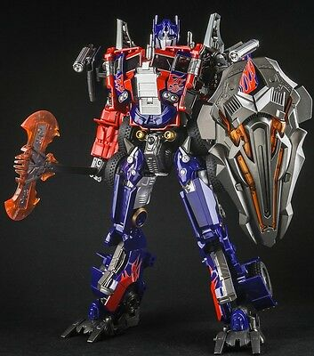 WEIJIANG Transformers M01 Commander Optimus Prime Toy Action Figure New In Box