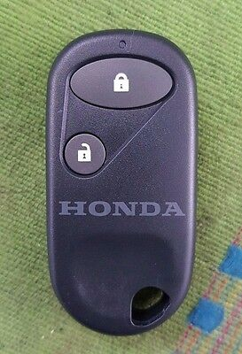 Honda 2 buttons Keyless entry remote Civic 7th Generation 2000-2005