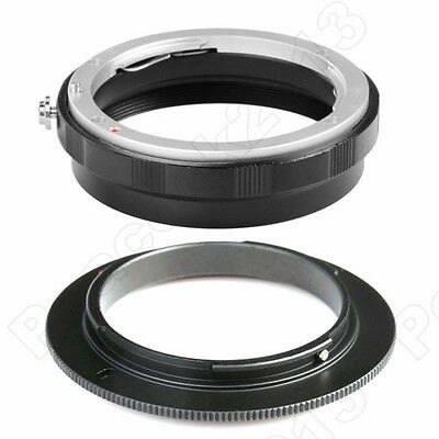 AI-52mm Macro Reverse Adapter Rear Lens Protection Ring For Nikon F AI AF Mount