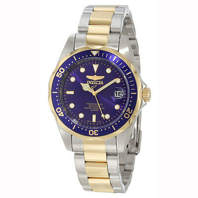 INVICTA Pro Diver Sport Collection Two-tone Gents Watch 8935 - RRP £175 - NEW