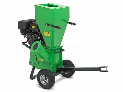 New Chipper Shredder 15HP ships to NZ only
