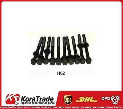 For Kia,hyundai Cylinder Head Bolts Kit D4Ea,d4Eb,d4Ea-F