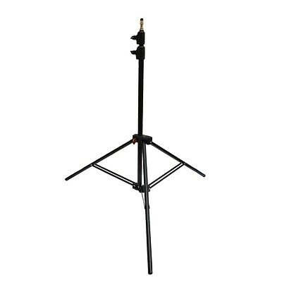 Manfrotto 1052BAC Stativ Compact AC Stand Schwarz - max. 2,37m