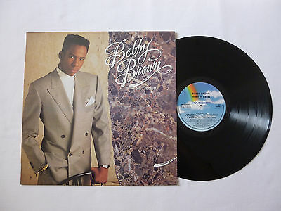 Bobby Brown ~ Don't Be Cruel ~ Mcf 3425 ~ Ex/ex ~ 1988 Uk Vinyl Lp ~ Plays Well