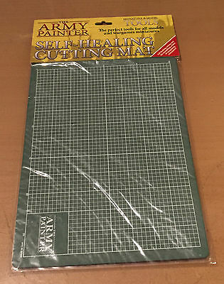 THE ARMY PAINTER - SELF-HEALING CUTTING MAT DIM. 30x22 - NUOVO