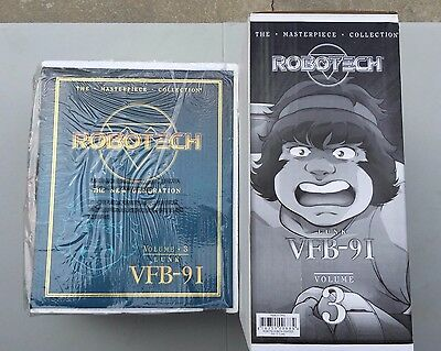 Robotech Masterpiece Collection New Generation Volume 3 VFB-9I Lunk