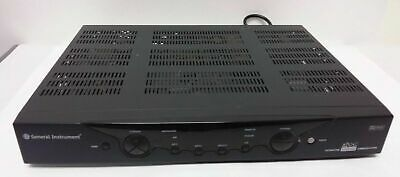 GENERAL INSTRUMENT Interactive Digital Communication Cable Box