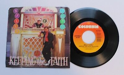 BILLY JOEL Keeping The Faith 45 A&M Rec 38-04681 US 1984 VG++ 45