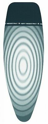 Brabantia Ironing Board Cover with Parking Zone, Size D, Extra Large -Titan Oval