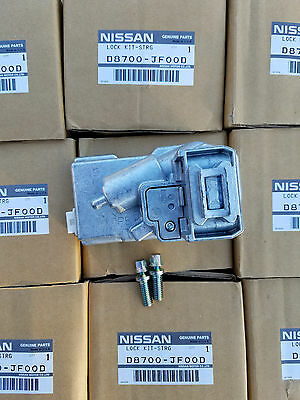 2009-2012 Nissan Altima Maxima 350Z Ignition Lock Kit D8700-Jf00D 48700-9N00B