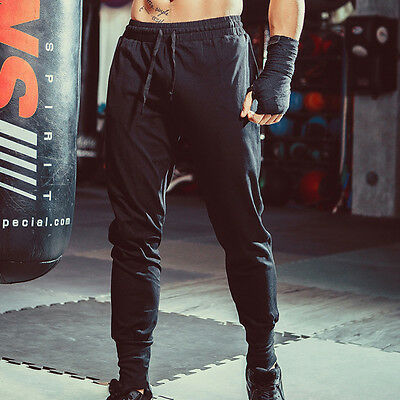 Men's Sport Shorts Pants Casual Training Running Jogging Gym Dance Trousers NEW