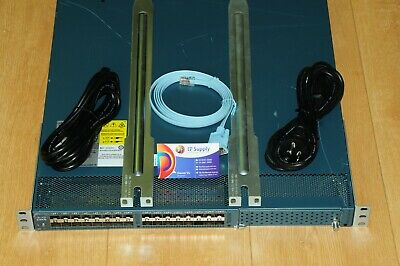 Cisco UCS-FI-6248UP Fabric Interconnect Switch 1/10 GigE FCOE 10GB 6MthWtyTaxInv