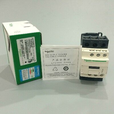NEW Schneider Electric LC1D09BL 24V 3Pole 9A Contactor