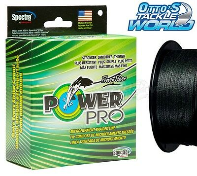 Shimano PowerPro Moss Green 500 Yards Braid Fishing Line BRAND NEW Power Pro
