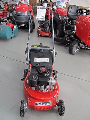 """19"""" Two Stroke Techumseh Mulch and Catch Alloy Deck Mower """"Numbat"""""""