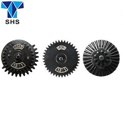 SHS 13:1 Ultra-high Speed Gear Set for Ver.2 / 3 AEG Airsoft Gearbox Hunting