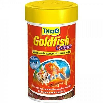 TETRA - Tetra Goldfish Colour 100 ml - Pour poissons rouges