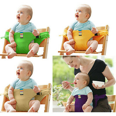 Home Baby Kids Safety Chair Dining Feeding Travel Car Seat Fastener Belt Tool