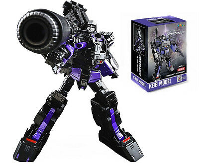"""Third Party Transformers G1 Tank Megatron 13"""" Toy Action ..."""