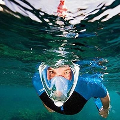 Full Face Snorkel Mask - Neopine - 2nd generation New