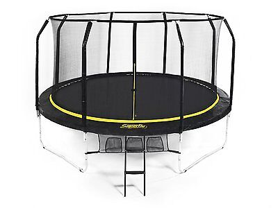 New Superfly Trampoline 14ft ships to NZ only