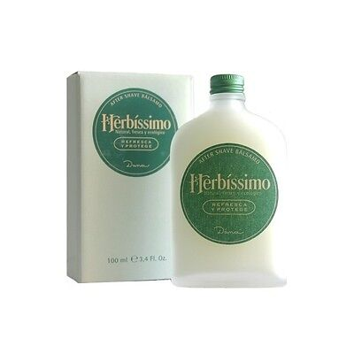 Herbissimo After Shave Bálsamo Afeitado Dana 100Ml New Herbisimo Aftershave 100