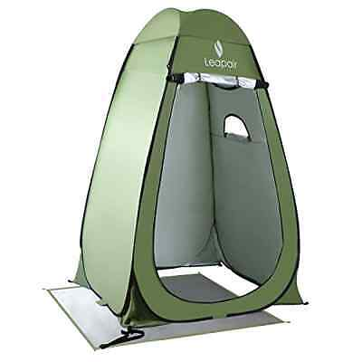 Pop Up Tent Portable 4.4 Lbs 24x1.7 Inch Folded 75i x 47 x 47inch Opened Nylon