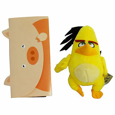 Angry Birds Yellow Plush Toy Chuck Gift Idea Little