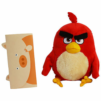 Angry Birds Red Plush Toy Gift Idea