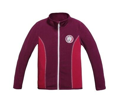Kinder Fleece Jacke Blase Kingsland purple magenta NEU