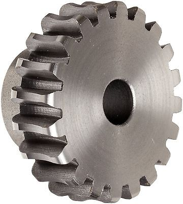 "Boston Gear G1050ARH Worm Gear, Plain, 14.5 PA Pressure Angle, 0.500"" Bore, 20:"